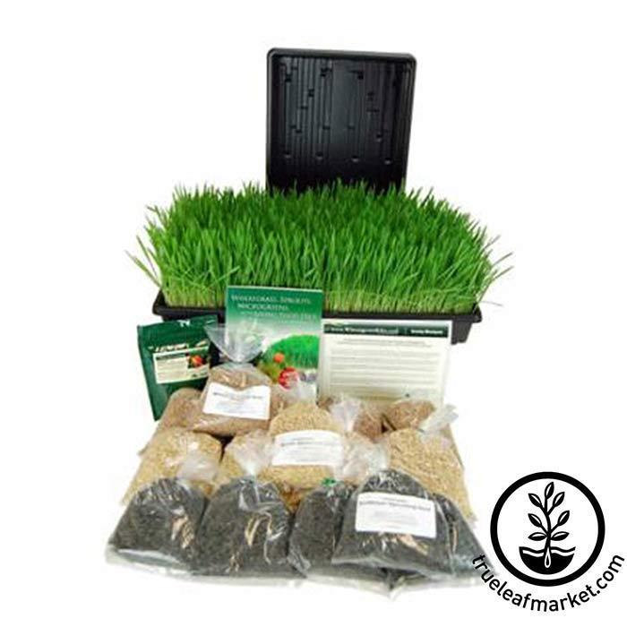 Deluxe Greens Kit