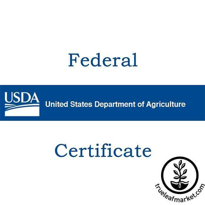 Phytosanitary Certificate Federal Phyto