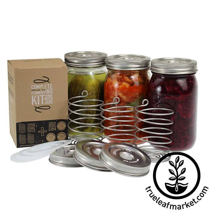 Stainless Steel Fermenting Kits