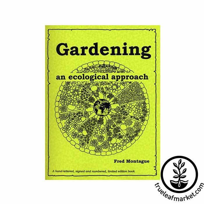 Book - Gardening an Ecological Approach