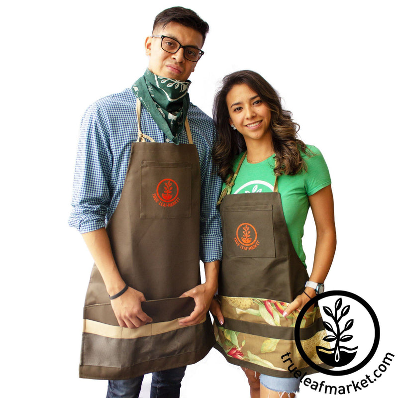 Handcrafted Aprons Both Models