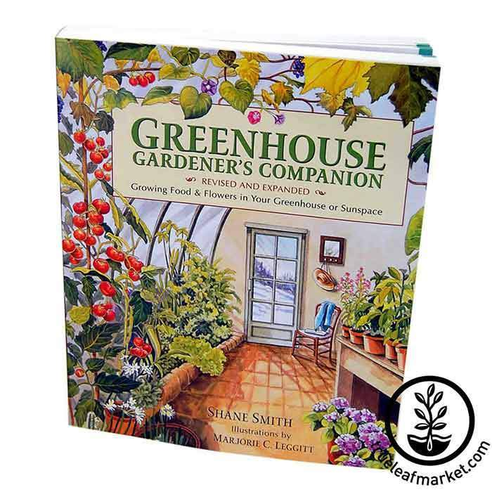 Greenhouse Gardeners Companion Book