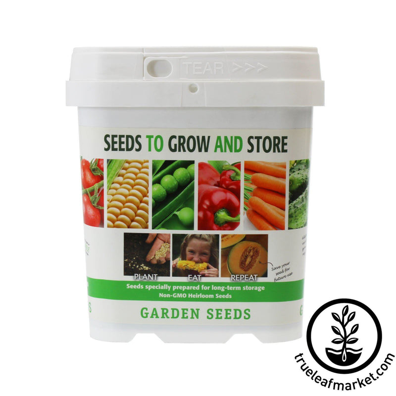 Grow and Store Garden Seeds - 21 Variety