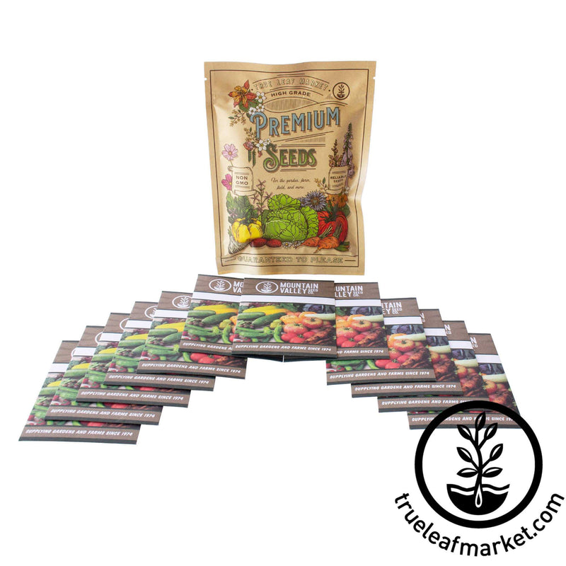 Medicinal Herb & Tea Seed Assortment