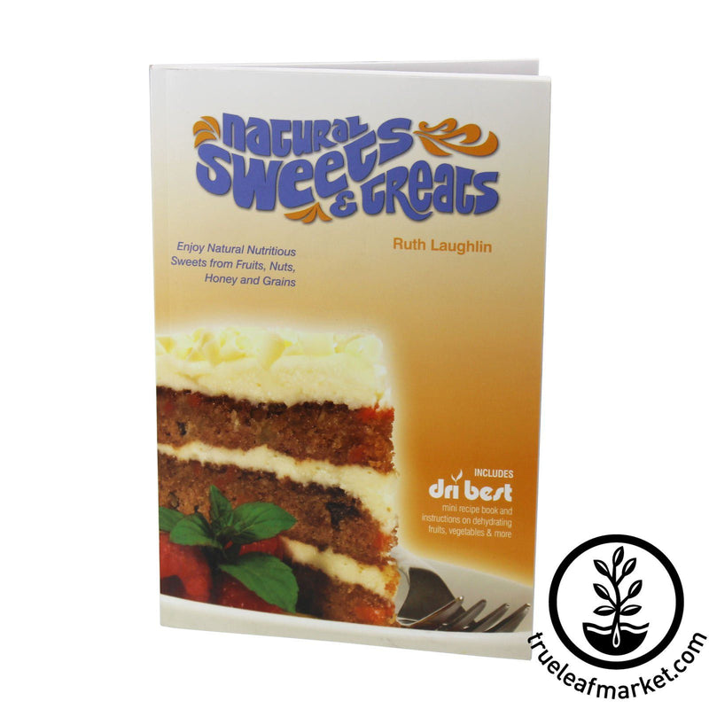 Book: Natural Sweets and Treats