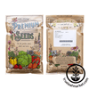 non gmo sweet lilac bell pepper seed bag