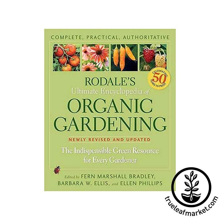 Ultimate Encyclopedia of Organic Gardening