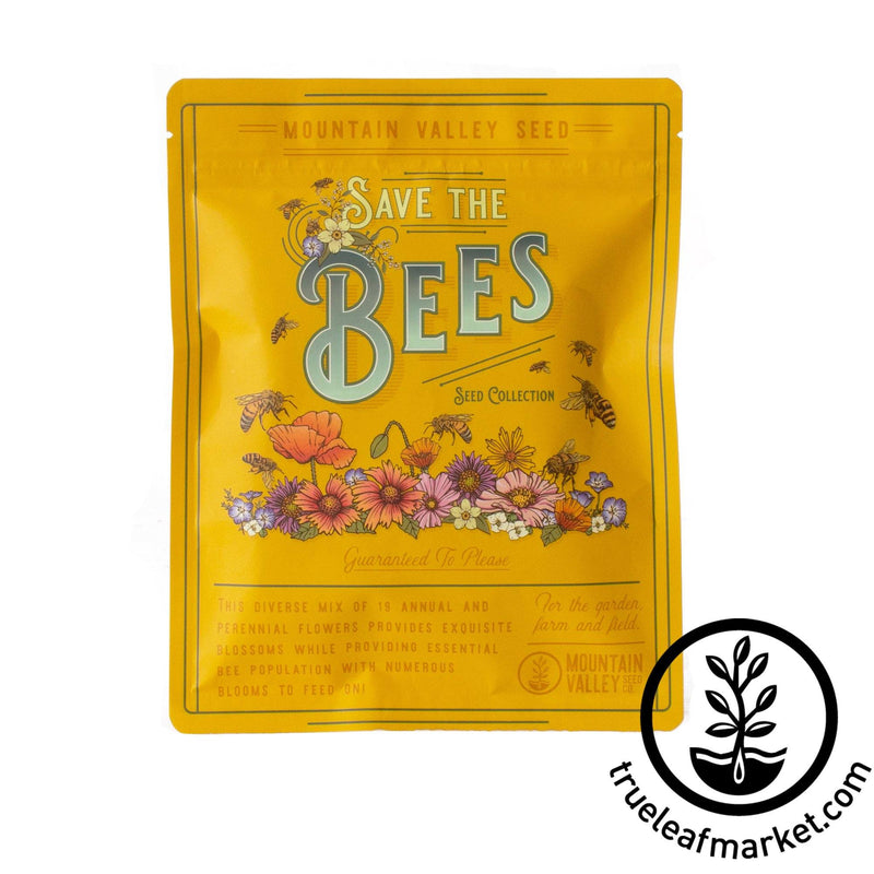 save the bees mix bag
