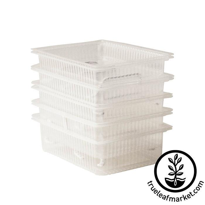 Self-Watering Growing Trays 5 pack