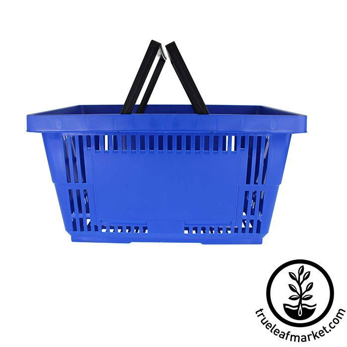 Re-usable Shopping Basket - Blue