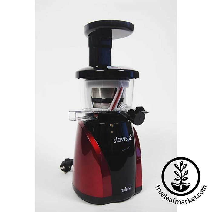 SlowStar Juicer with Spout Cap