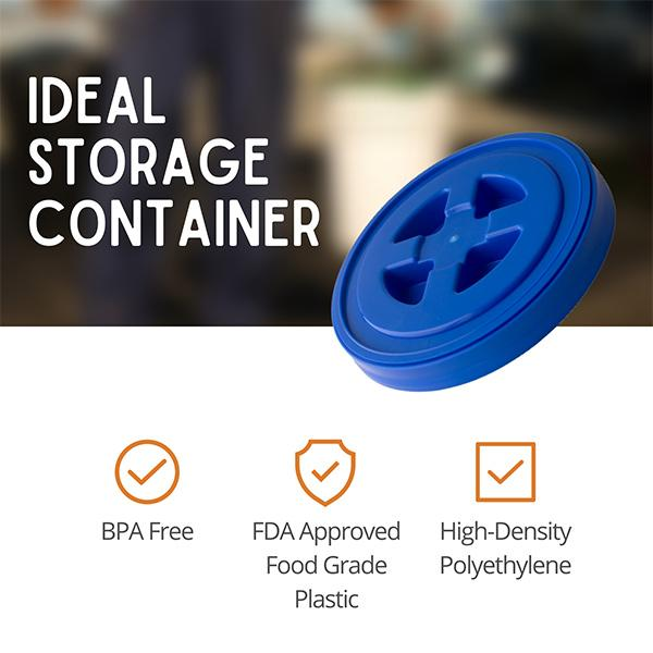 smart seal container