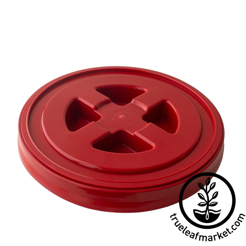 smart seal lid red