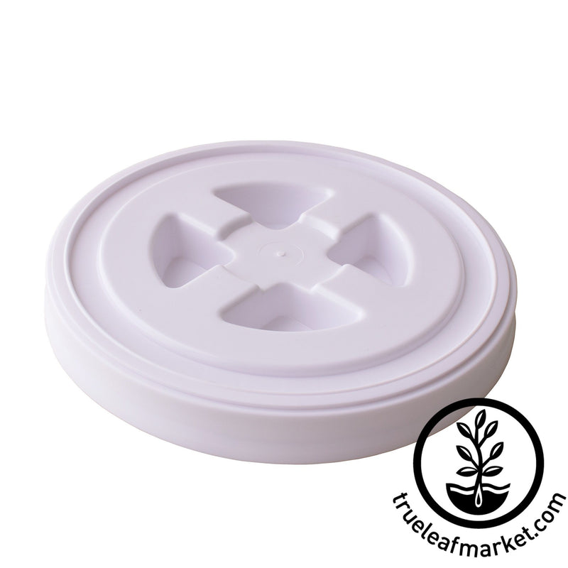 smart seal lid white
