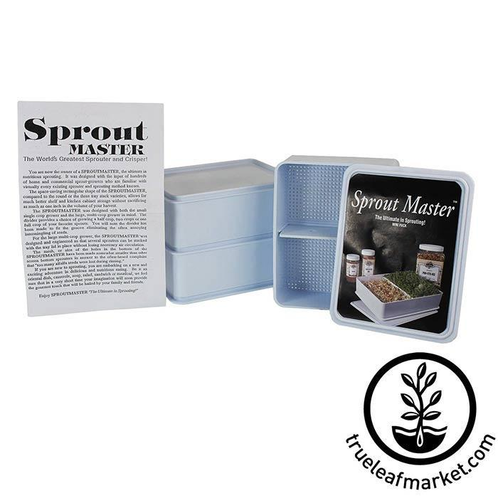 Sprout Master Mini Sprouter