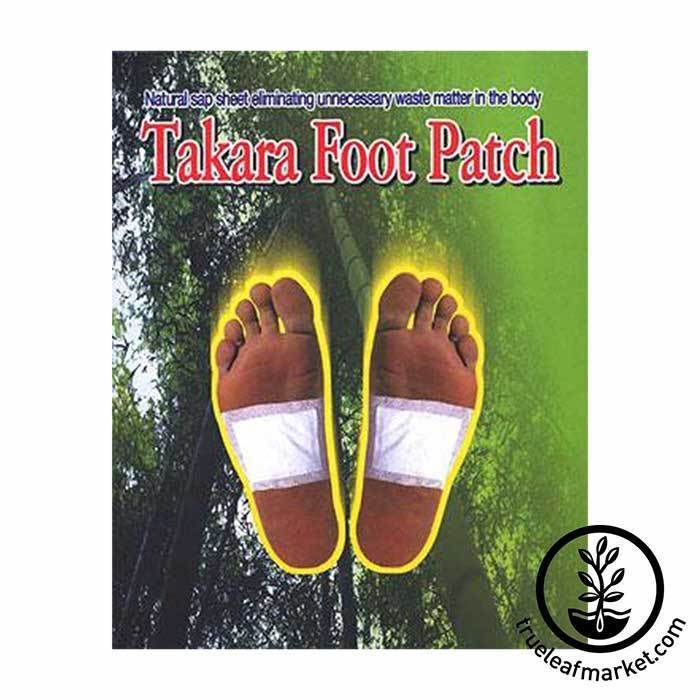 Takara Detox Foot Patches