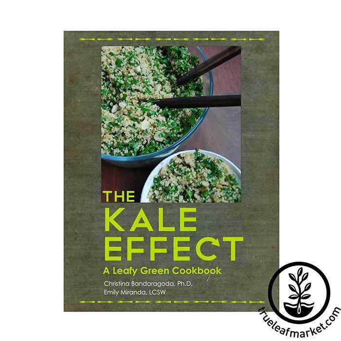 Book - The Kale Effect Cookbook