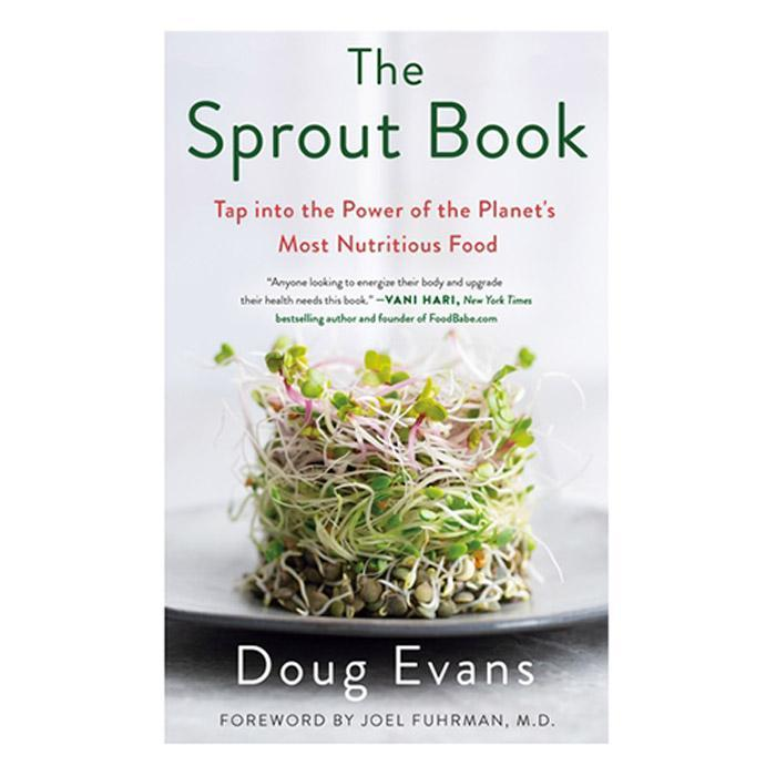 The sprout book by doug evans cover