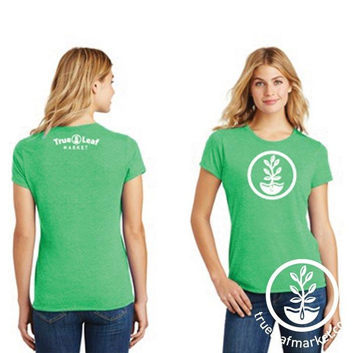 True Leaf Market t-shirt - Women's Forrest Green