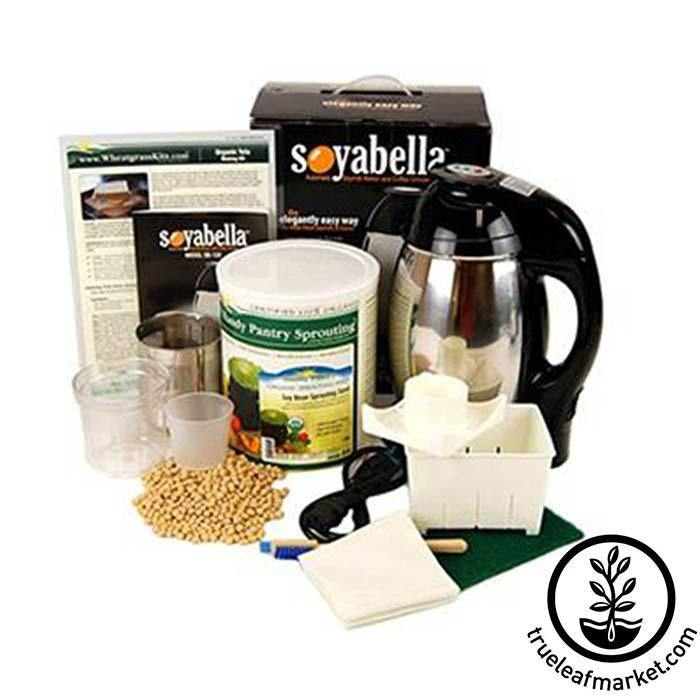 Soyabella Soymilk Maker & Tofu Kit