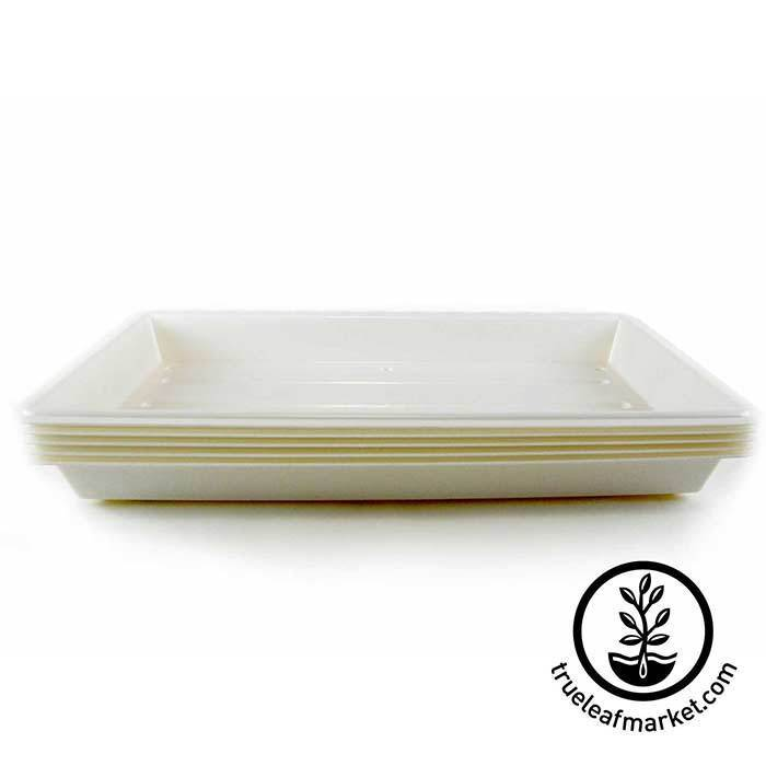 "22""x11"" Perma-Nest Planting Trays White"