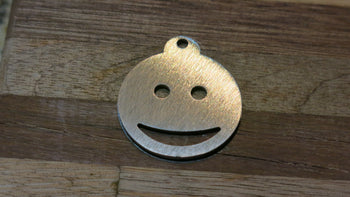Happy Emoji Keychain
