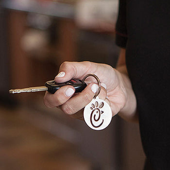 CFA Branded Key Chain