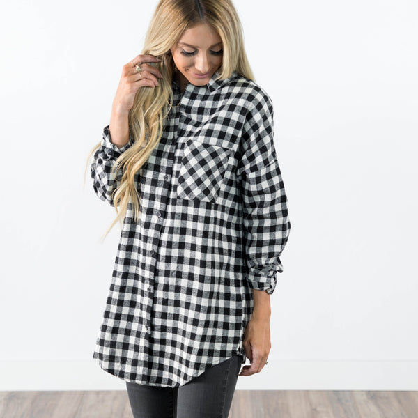 Aria Check Button Up