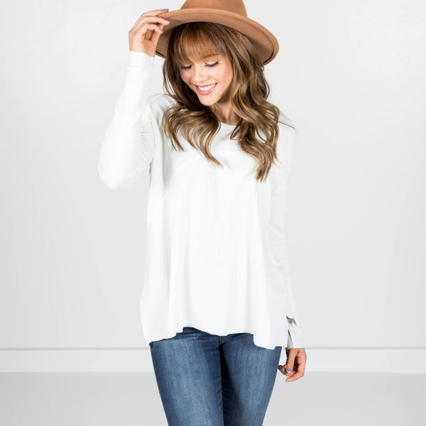 Thea Long Sleeve Top