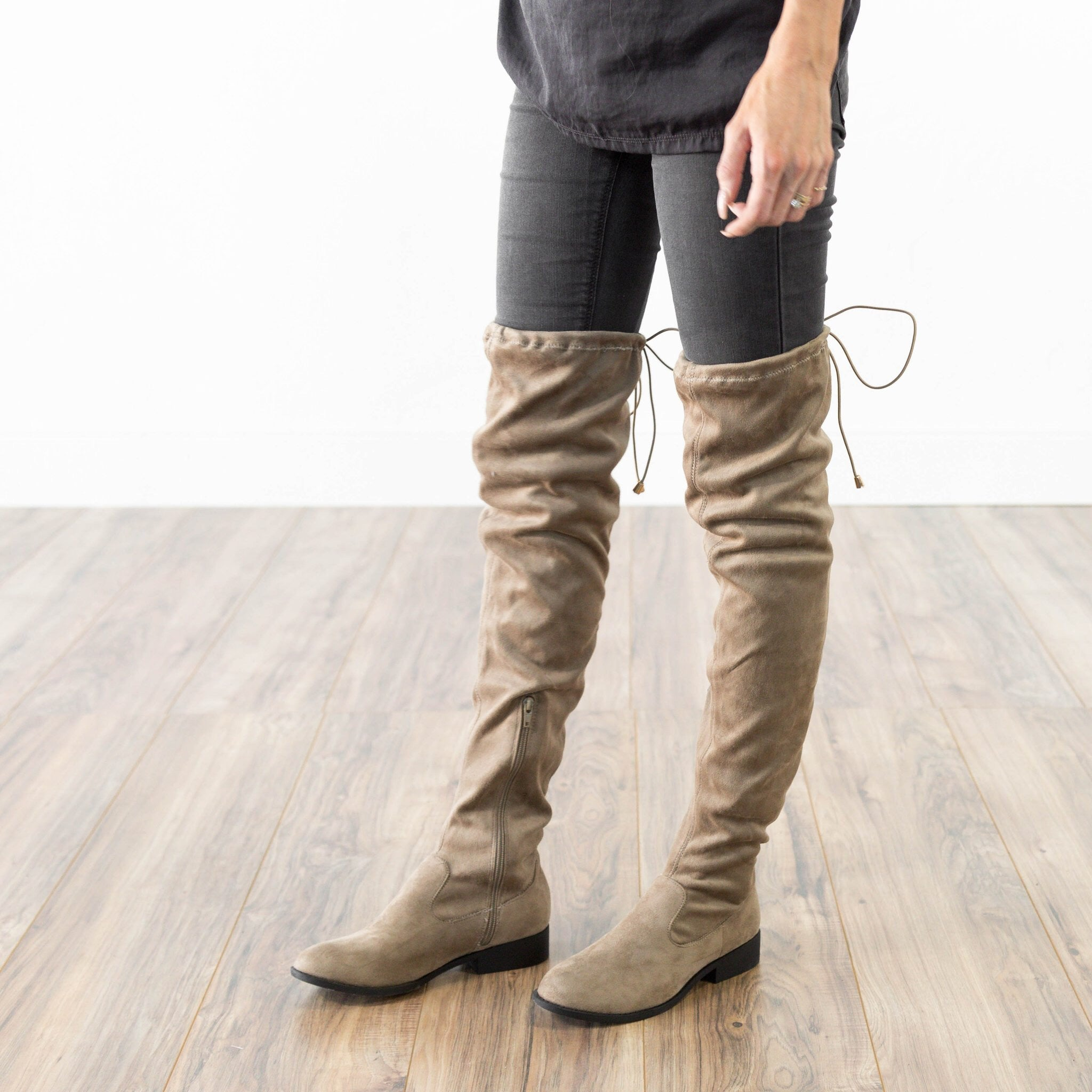 Cienega Over the Knee Boot