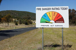 Bushfire survival plan for pets
