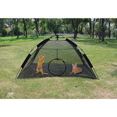 Provide some Outdoor escape for your kitty