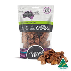 Lamb Crumble, great choice for training dogs