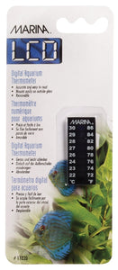 Marina stick on digital thermometer mini
