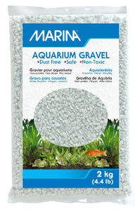 Marina Coloured Gravel White 2kg
