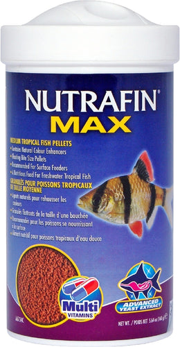 Nutrafin Max Tropical Granules medium 160g