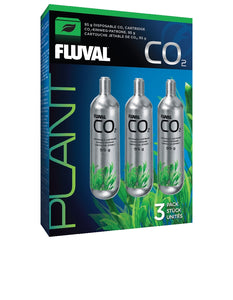 Fluval CO2 Kit Cartridge Refill 95gm(3 units)