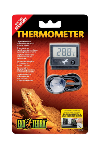 Exo Terra LED Reptile Thermometer