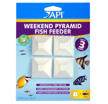 API 3 Day Weekend Pyramid Feeder