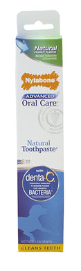 Nylabone Advanced Oral Care - Natural Toothpaste
