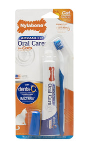 Nylabone Advanced Oral Care - Cat Dental Kit