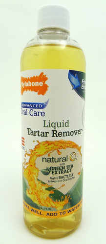 Nylabone Advanced Oral Care - Natural Tartar Remover 473ml