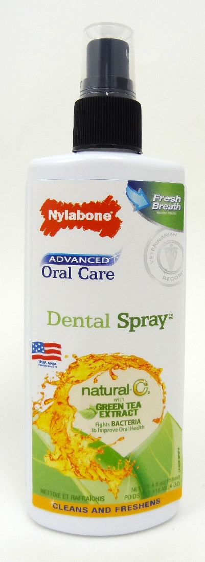 Nylabone Advanced Oral Care - Natural Fresh Breath Spray