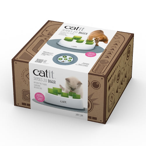 CATIT 2.0 - Senses Food Digger
