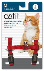 Cat It Harness Red Medium
