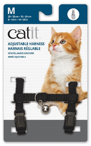 Cat It Harness Black Medium