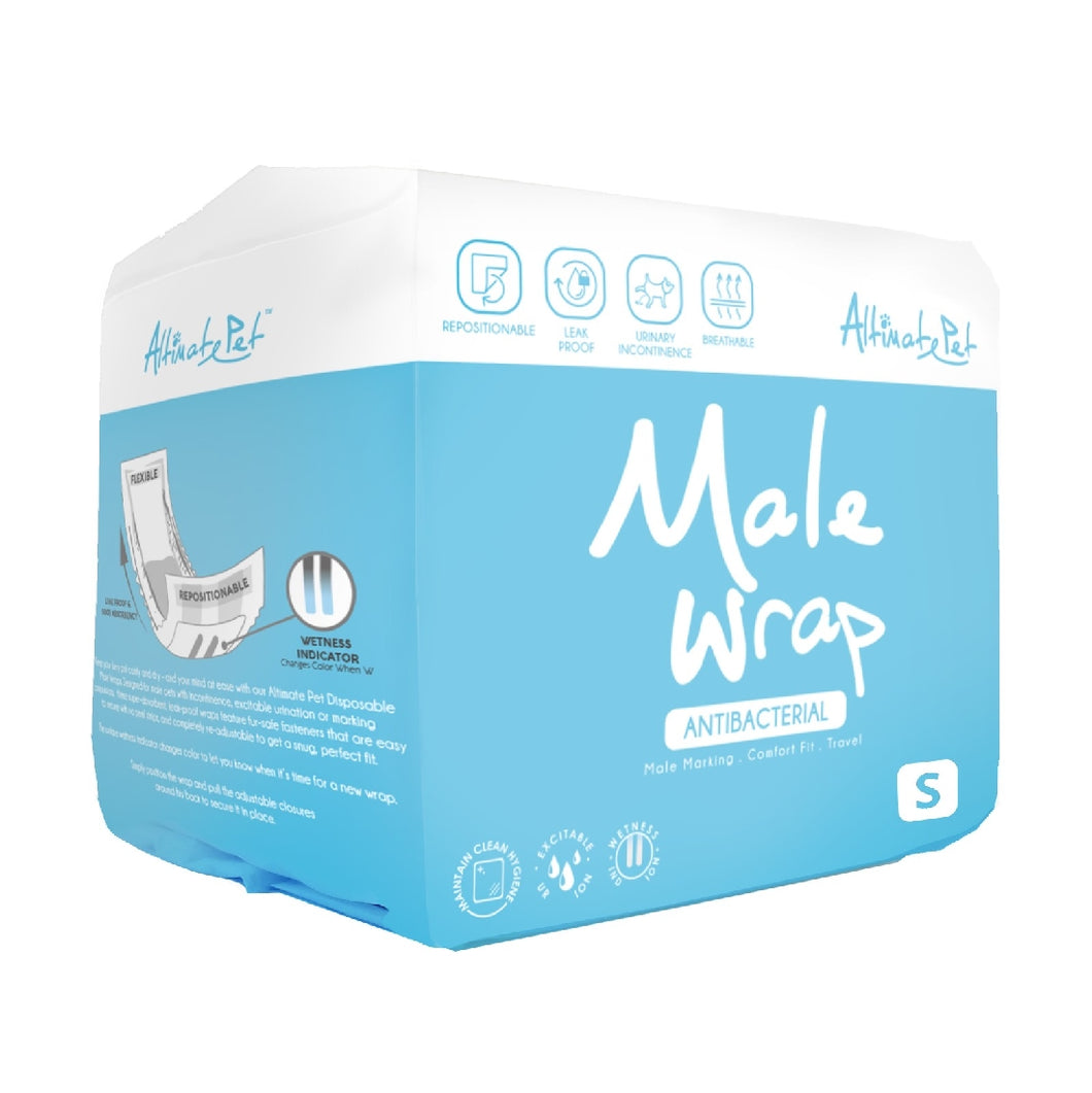 Altimate Pet Male Wraps Small 500x205mm (11)