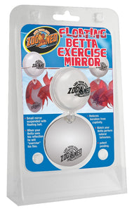 Zoomed Floating Betta Exercise Mirror