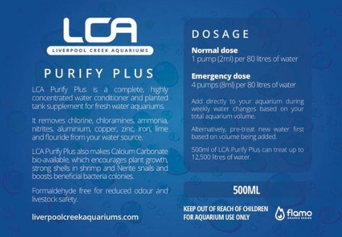 LCA Purify Plus 250ml