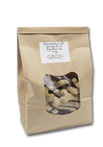 Bowral Biscuits - Lovely Lamb flavour 500G
